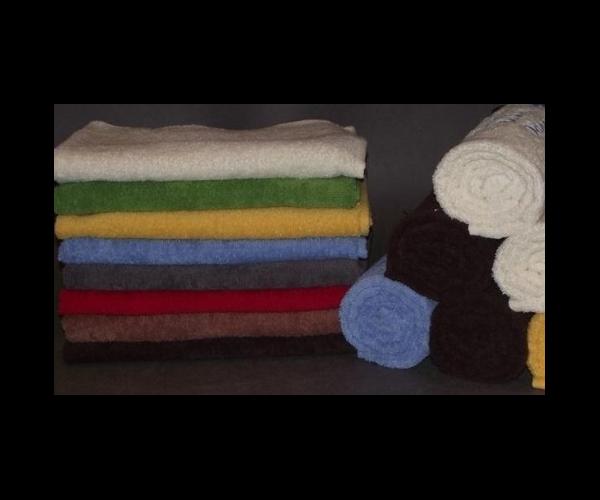 Haft na ręcznikach i szlafrokach