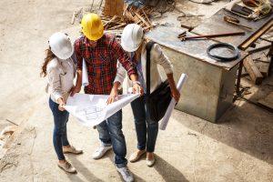 Budowa - plany budowy